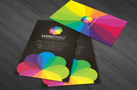 Design a Business Card That Won't Get Thrown Away   Avant-garde Art, Design & Rock 'n' Roll   Scoop.it