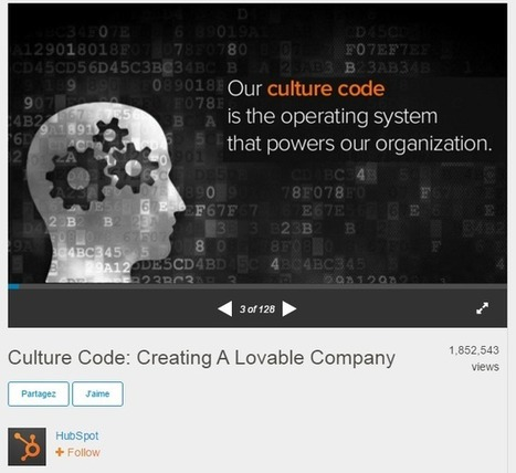 Stratégie digitale: comment Hubspot humanise-t-il ses contenus? | Le Digital | Scoop.it