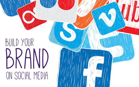Top Social Media Branding Strategies For Aspiring Internet Marketers - Business 2 Community | Social Media Collaboration | Scoop.it