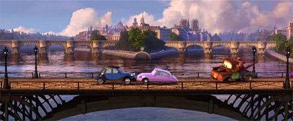 Cinemacity: aplicativo para conhecer Paris a partir de cenas de filmes e desenhos animados | Urban Life | Scoop.it
