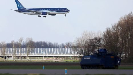 This Twitter bot is tracking dictators' flights in and out of Geneva | Twitter Bots | Scoop.it