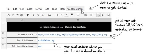 Get Website Monitoring With Free SMS Alerts | Digital-By-Design | Scoop.it