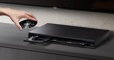 CES 2017 : Sony UBP-X800, premier lecteur Blu-ray UHD de la marque, avec en bonus la compatible Super Audio CD | ON-TopAudio | Scoop.it