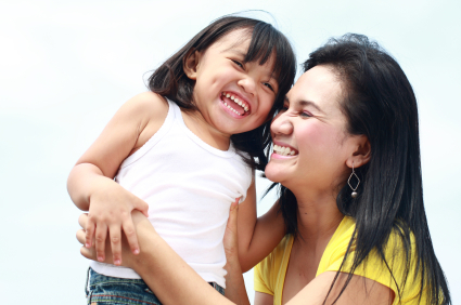 Power of playtime: Single mothers can reduce stress by playing, engaging with children | Early Brain Development | Scoop.it