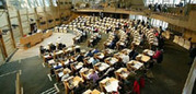 The Chamber - Parliamentary Business : Scottish Parliament   Democracy in Place and Space   Scoop.it