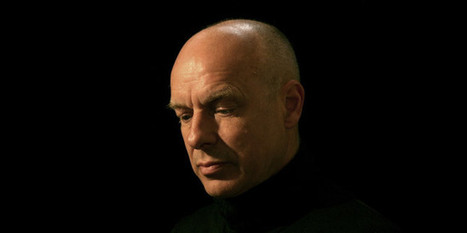 """Brian Eno On Genius, And """"Scenius"""" 