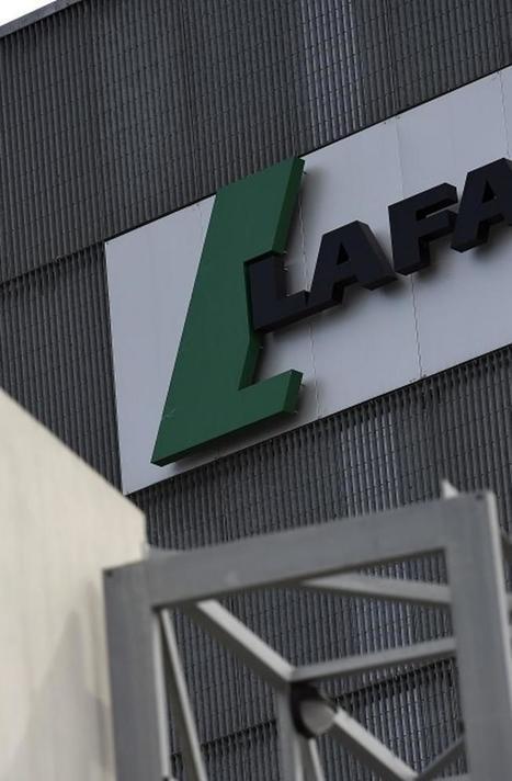 Des liens entre Daech et Lafarge ? Une enquête ouverte après la plainte de Bercy | great buzzness | Scoop.it