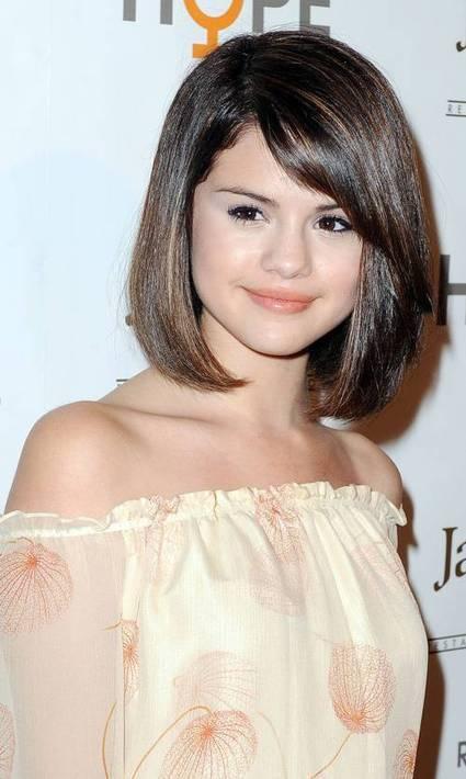 Selena Gomez Short Hair Trends Short Hair Tre