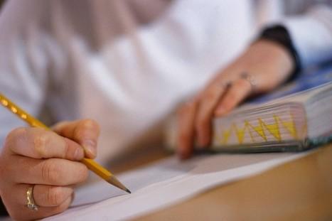 Evaluar con estándares de aprendizaje: las rúbricas   Gigas de tiza   (PQS) Para que sepan   Scoop.it