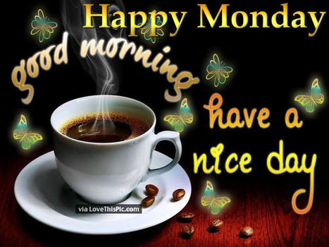 Happy Monday Images Morning Pictures Meme S