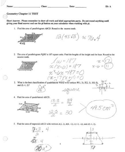 Geometry chapter 9 homework answers mosukingc geometry chapter 9 homework answers fandeluxe Images