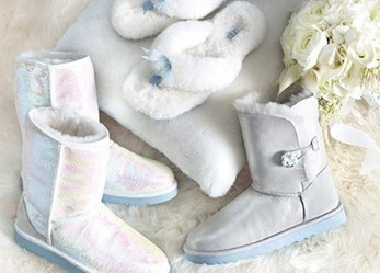 Introducing UGG bridal boots - Telegraph | I don't do fashion, I am fashion | Scoop.it