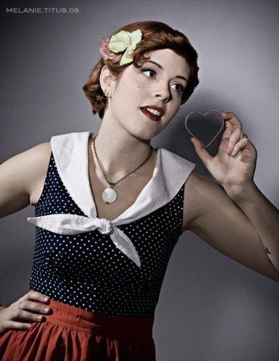 Melanie Titus Photography - Amazing pin up photos | Celebrating Fabulosity: Pinup to Burlesque! | Scoop.it