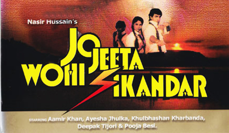 Hindi film jo jeeta wohi sikander video song download the write.