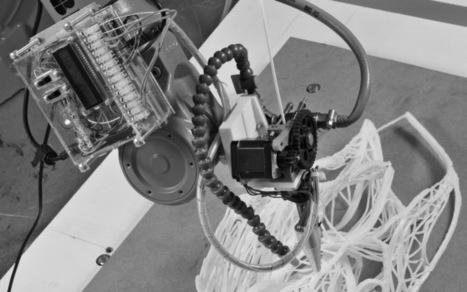 GAD – RC4 / Computational design methodologies for large-scale 3D printing | machinelike | Scoop.it