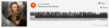 Entrevista San Martín | quinto2012 | San Martín y El Cruce de Los Andes | Scoop.it