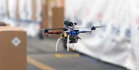 Drone Marketing: Is Your Content Marketing This Cool? via Curagami   The Twinkie Awards   Scoop.it