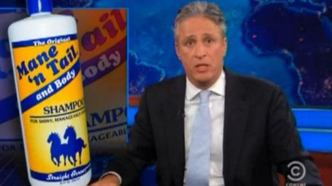 Jon Stewart mocks conservatives trying to suppress gun control debate | Daily Crew | Scoop.it