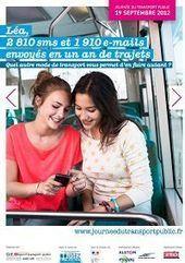 La journée du transport public : mercredi 19 septembre 2012 - Les temps forts de la semaine de la mobilité - Agissons pour le Développement durable | Génération en action | Scoop.it