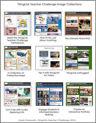3 Reasons to Take the Next ThingLink Summer Teacher Challenge | Cool Tools for Multimedia | Scoop.it