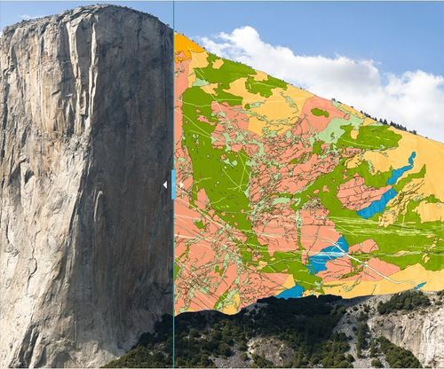 Yosemite S Iconic El Capitan Mapped In High Resolution 3d