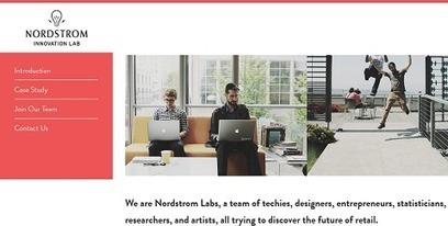 C'est pas mon idée : 3 leçons d'innovation de Nordstrom | Prêt pour le grand saut de l'innovation ? revue de presse de bonnes pratiques R&D, Marketing, Business, Communication, RH | Scoop.it