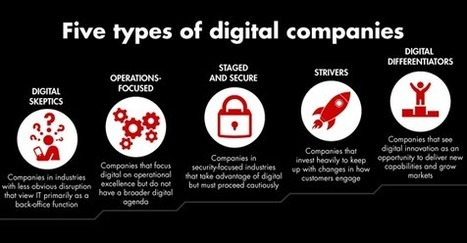 Path to Digital Maturity infographic - Bain & Company Insights | Designing  service | Scoop.it