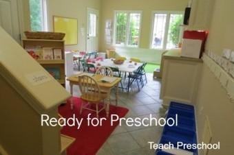 Our classrooms are ready for preschool | Teach Preschool | Scoop.it