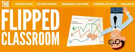The Flipped Classroom - Instructional Module   Screencasting & Flipping for Online Learning   Scoop.it