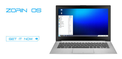 Zorin OS - Home | ICT Resources for Teachers | Scoop.it
