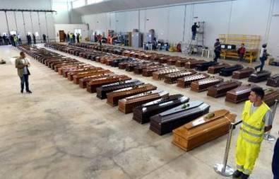 Lampedusa: les migrants torturés et violés avant leur départ - A la une - El Watan #Libya | Saif al Islam | Scoop.it