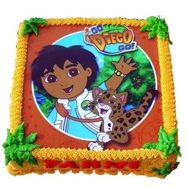 Send Online Cake Delivery In Kalyan Mumbai