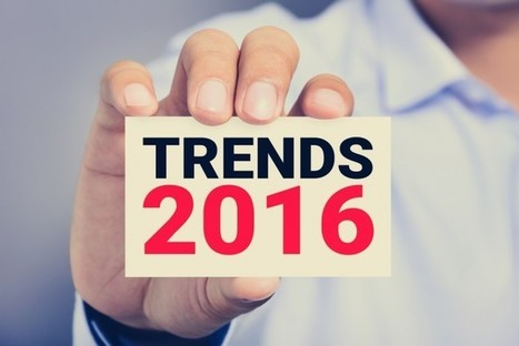 The Top 4 Talent Management Trends You Should Watch For in 2016 | social learning | Scoop.it