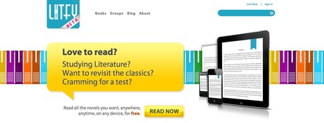 Litfy - Free Books | Technology | Scoop.it