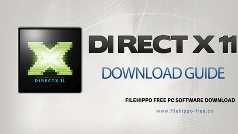 Download directx 11 for windows 7 64 bit filehippo | Directx