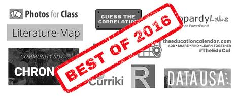 Counting Down EdSurge's Top Ten S'Cool Tools of 2016 (EdSurge News) | Aprendizaje y redes abiertas. | Scoop.it