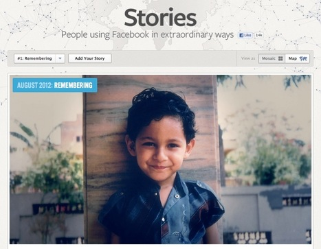 A Curated Web Magazine Showcasing FB Best Stories: Facebook Stories | Social Butterfly | Scoop.it