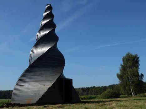 Tomasz Domanski : Gallantry monumental, Square Babel | Art Installations, Sculpture, Contemporary Art | Scoop.it