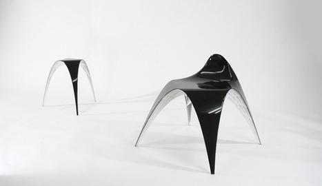 Gaudi Chair & Stool | Furniture Design | Scoop.it