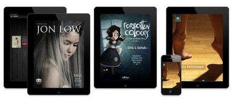 8 herramientas gratuitas para crear e-books y libros interactivos.- | Create, Innovate & Evaluate in Higher Education | Scoop.it