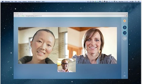 Instant Browser-Based Three-Party Video-Conferencing with GoToMeeting Free | E-learning arts | Scoop.it