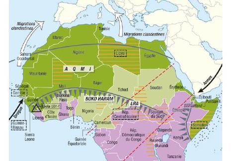 Sylvie Brunel : L'Afrique, continent fantasmé - Science Humaines | HG Sempai | Scoop.it
