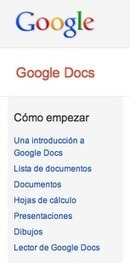 Curso de Google Docs 2011 | Aplicaciones y dispositivos para un PLE | Scoop.it