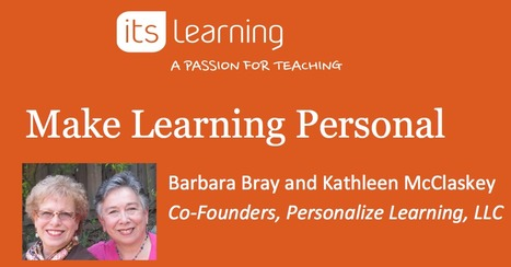 Make Learning Personal | ART: Personalisation for Transformed Engagement | Scoop.it