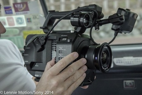 Sony PXW-FS7 Confirms Multi-front War on Canon | world of Photo and vidéo | Scoop.it