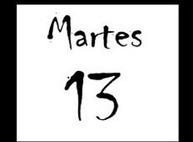 Martes 13, ni te cases ni te embarques | La Miscelánea | Scoop.it