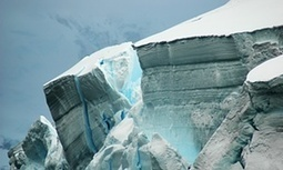Antarctic ice melting could burst the ice dams to flood the oceans by 2100. | Oven Fresh | Scoop.it