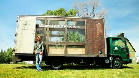 Compass Green: The Roving Mobile Greenhouse - Organic Connections | Environmental Innovation | Scoop.it