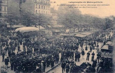 1903 - Les Fantômes de la station Couronnes | Paris Unplugged | Scoop.it