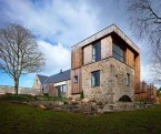 Bogbain Mill residence: A former mill in Scottland transformed into a contemporary home | sustainable architecture | Scoop.it